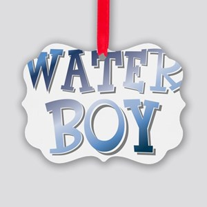 Water Boy Waterboy Picture Ornament