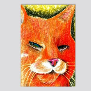 Soft Kitty Sleepy Kitty Postcards (Package of 8)