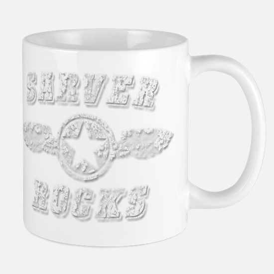 SARVER ROCKS Mug