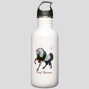Christmas Andalusian H Stainless Water Bottle 1.0L