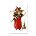Littlest Witch - 35x21 Wall Decal