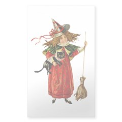 Littlest Witch - See Through Decal