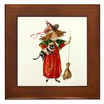 Littlest Witch - Framed Tile