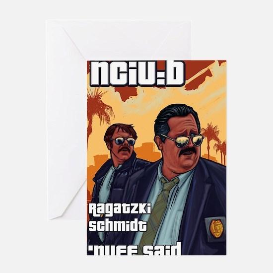 NCIU:B Greeting Card