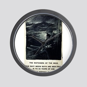 The Watchers Of The Seas - L Raven-Hill - 1915 - P