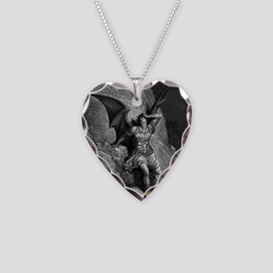 7 Necklace Heart Charm