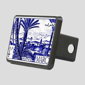 1947 Morocco Marrakesh Pos Rectangular Hitch Cover