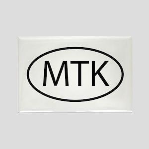 MTK Rectangle Magnet