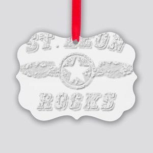 ST. LEON ROCKS Picture Ornament