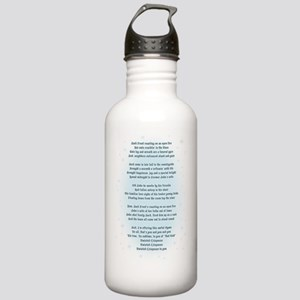 j-frost-crd-txt2 Stainless Water Bottle 1.0L