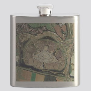 Bluewater shopping centre, aerial image Flask