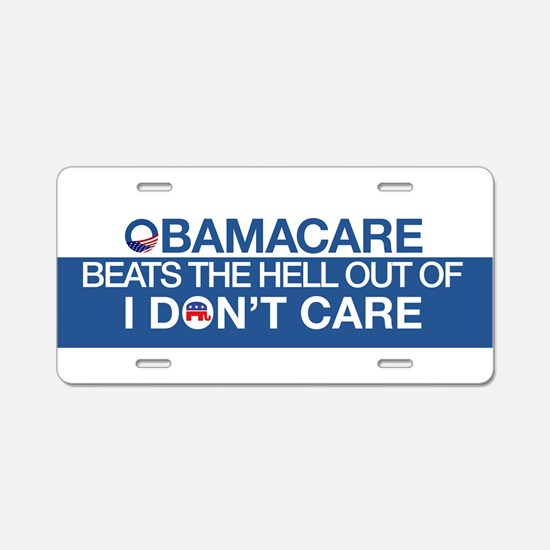Obamacare Beats the Hell Out of I Don't Care Alumi