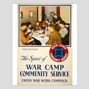 The Spirit of War Camp Community Service - anonymo