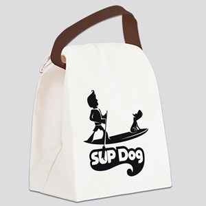 SUP DOG 7 Canvas Lunch Bag
