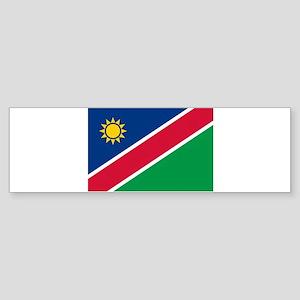 Namibia Flag T Shirts Bumper Sticker