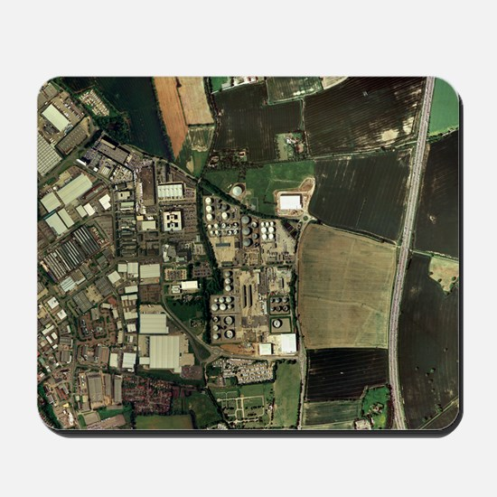 Buncefield depot Mousepad
