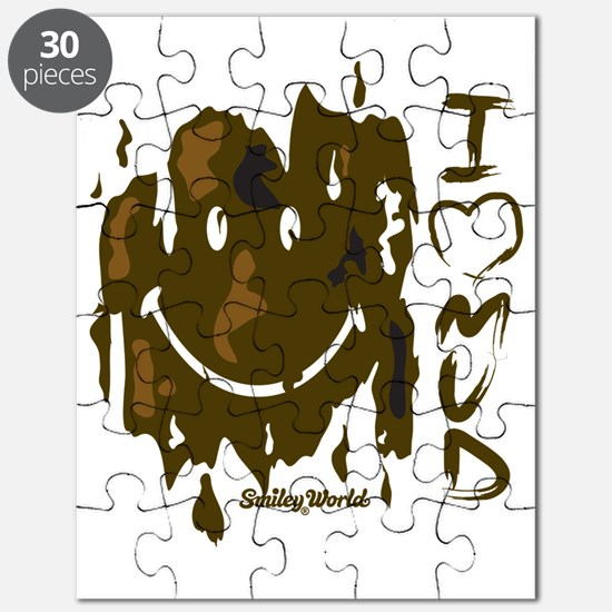 I heart Mud Puzzle