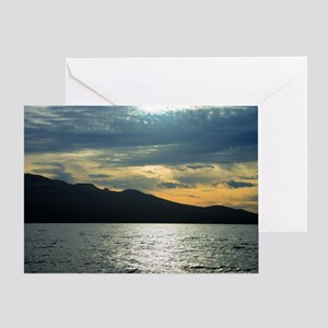 16x10 Hawaii Maui Greeting Card