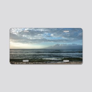 16x10 Hawaii Maui Aluminum License Plate
