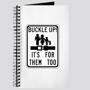 Buckle Up! Journal