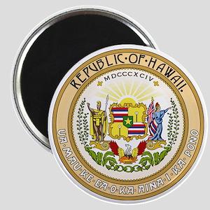 Seal of Hawaii 1894-1898 Magnet