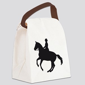 Pirouette Canvas Lunch Bag