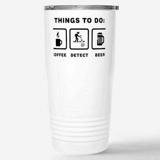 Metal-Detecting-ABH1 Stainless Steel Travel Mug