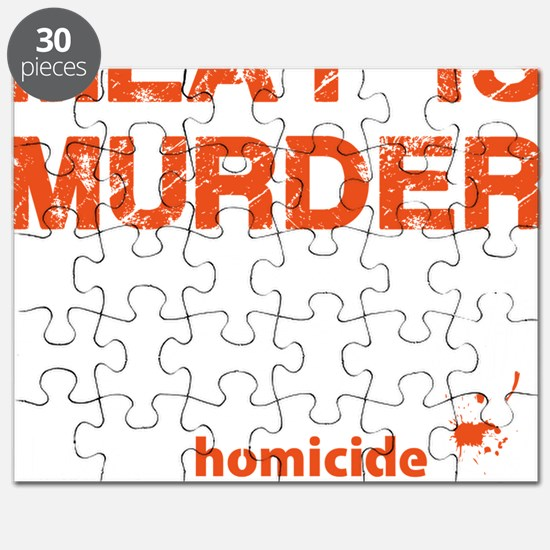 Meat is murder Puzzle