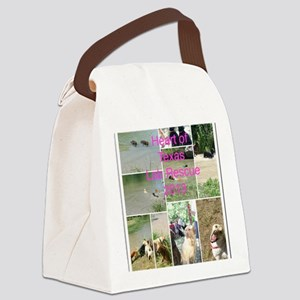 Port Cover Canvas Lunch Bag