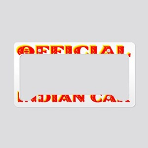 NATIVE AMERICAN LICENSE PLATE License Plate Holder
