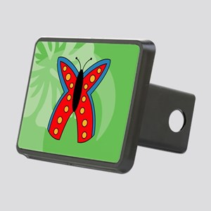 Butterfly Oval Hitch Cover Rectangular Hitch Cover