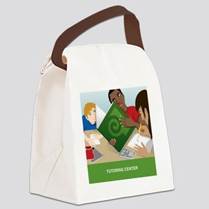Mousepad Canvas Lunch Bag