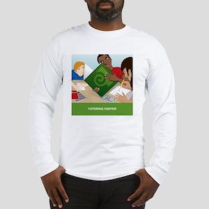 Mousepad Long Sleeve T-Shirt