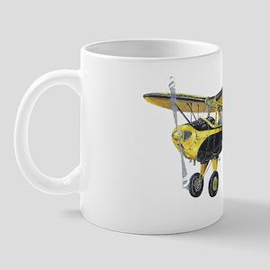 Taylor Craft Airplane Mug