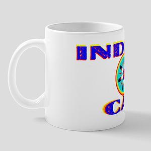 NATIVE AMERICAN LICENSE PLATE Mug