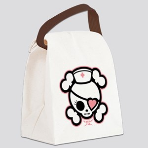 molly-rn-heart-DKT Canvas Lunch Bag