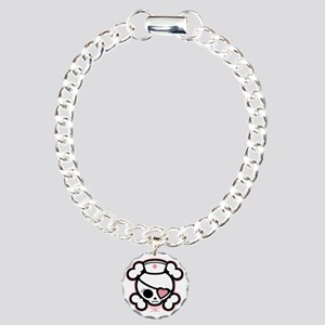 molly-rn-heart-DKT Charm Bracelet, One Charm