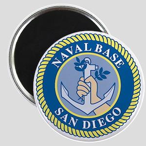 Naval Base San Diego Magnet