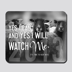2013 Yes I Can Mousepad
