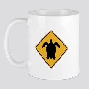 Turtle Crossing I, Hawaii Mug