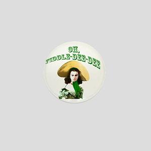 Fiddle dee dee Mini Button