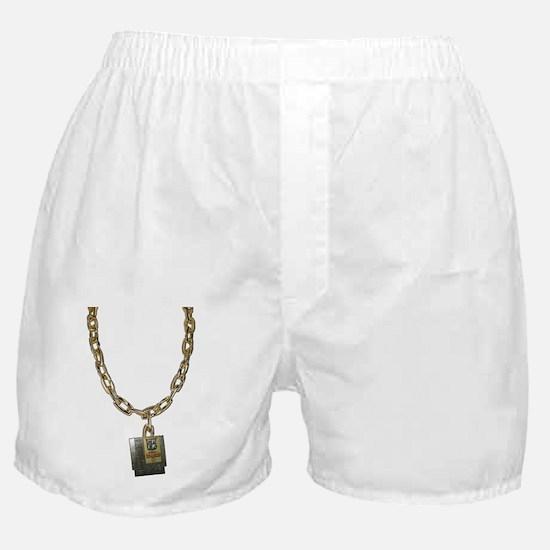 Ballsrogs Zelda Cartoon Version Boxer Shorts