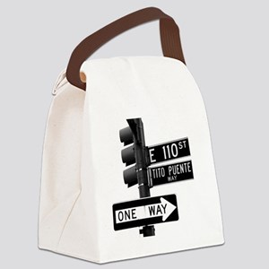 Tito Puente Mambo King NYC, NY Canvas Lunch Bag