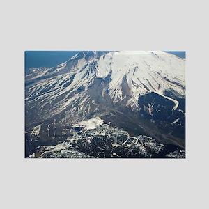 Mt. Saint Helens Rectangle Magnet