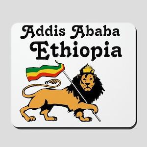 Addis Ababa, Ethiopia Mousepad