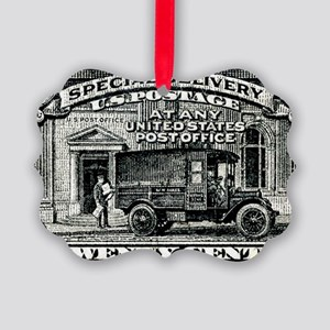 1925 United States Special Delive Picture Ornament