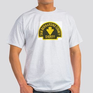 San Bernardino Sheriff Light T-Shirt
