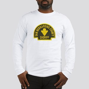 San Bernardino Sheriff Long Sleeve T-Shirt