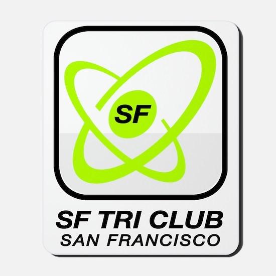 sftri club logo Mousepad