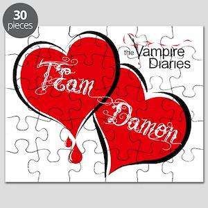 Team Damon Salvatore Puzzle
